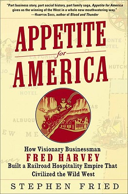 Appetite for America Cover