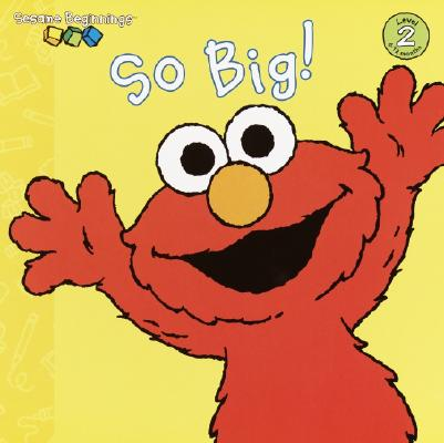 So Big! (Sesame Street) Cover