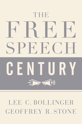 Cover for The Free Speech Century