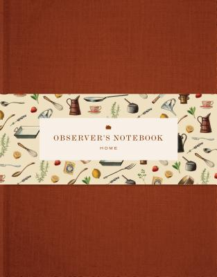 Observer's Notebook: Home Cover Image