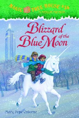 Blizzard of the Blue Moon Cover