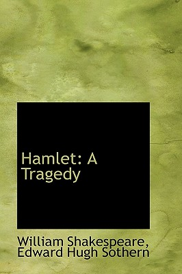 Hamlet: A Tragedy Cover Image