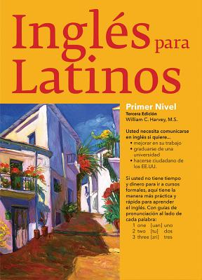 Ingles Para Latinos, Level 1 (Barron's Foreign Language Guides) Cover Image