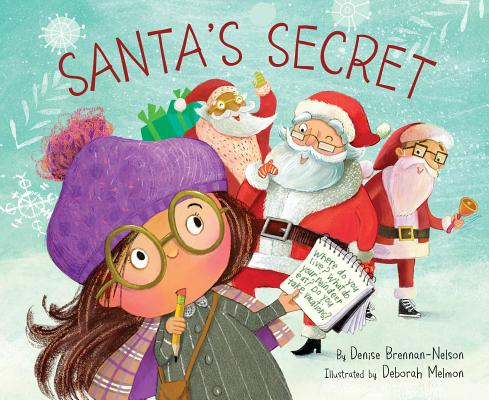 Santa's Secret Cover Image