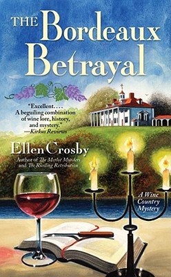 The Bordeaux Betrayal Cover