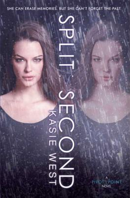 Split Second (Pivot Point #2) Cover Image