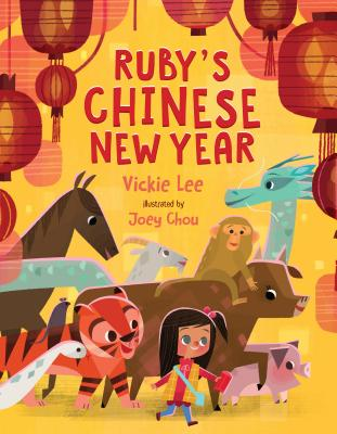 Ruby's Chinese New Year Cover Image