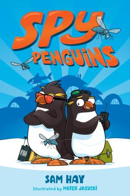 Spy Penguins Cover Image