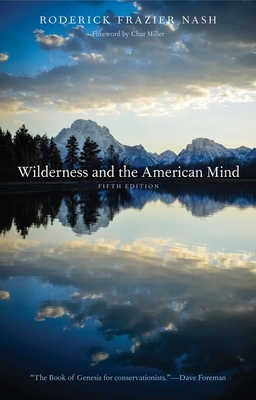 Wilderness and the American Mind Cover