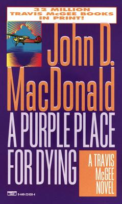 Purple Place for Dying Cover