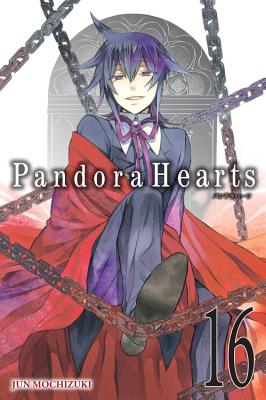 Pandora Hearts, Volume 16 Cover