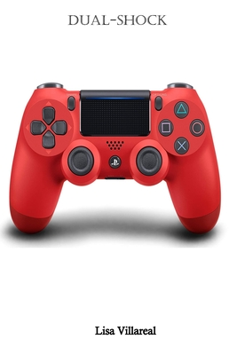 Dual-Shock: 4 Wireless Controller for PlayStation 4 - Magma Red Cover Image