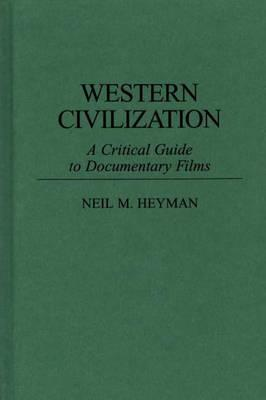 Cover for Western Civilization