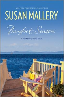 Barefoot Season (Blackberry Island #1) Cover Image