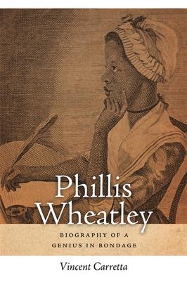 Phillis Wheatley Cover