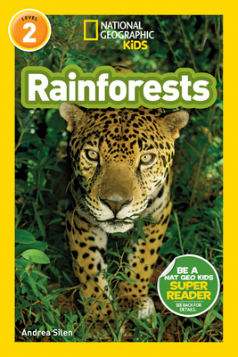 National Geographic Readers: Rainforests (Level 2) Cover Image
