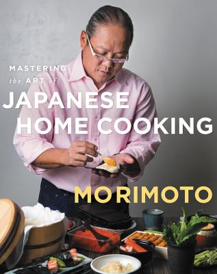 Mastering the Art of Japanese Home Cooking Cover Image