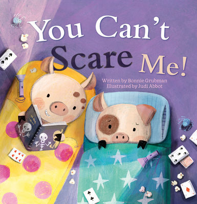 You Can't Scare Me Cover Image
