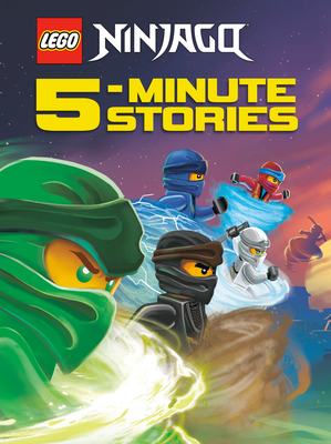 Cover for LEGO Ninjago 5-Minute Stories (LEGO Ninjago)
