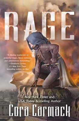 Rage: A Stormheart Novel Cover Image