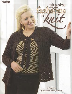 Plus Size Fashions to Knit Cover