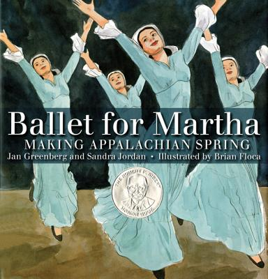 Ballet for Martha Cover