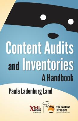 Content Audits and Inventories: A Handbook Cover Image