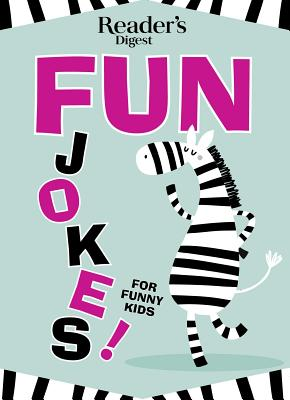 Reader's Digest Fun Jokes for Funny Kids Cover Image