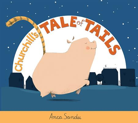Churchill's Tale of Tails Cover