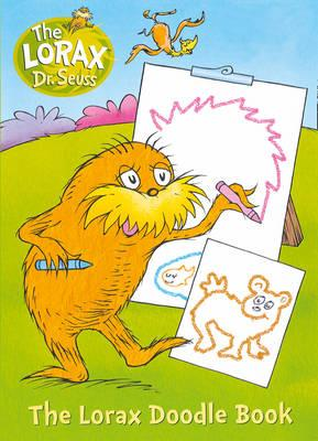 The Lorax: Colour and Create Cover Image