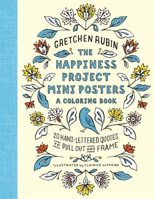 The Happiness Project Mini Posters Cover