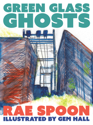 Green Glass Ghosts Cover Image