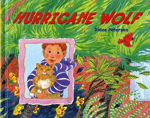Hurricane Wolf Cover