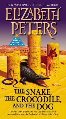 The Snake, the Crocodile, and the Dog (Amelia Peabody #7) Cover Image