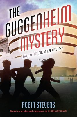 The Guggenheim Mystery Cover Image