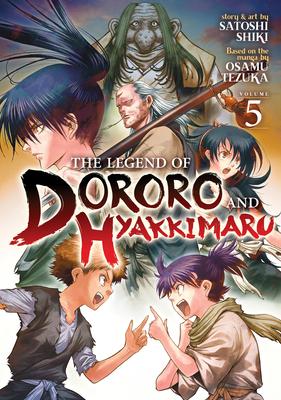 The Legend of Dororo and Hyakkimaru Vol. 5 Cover Image