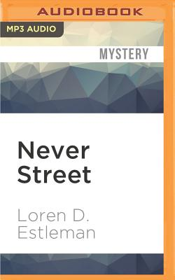 Never Street (Amos Walker #11) Cover Image