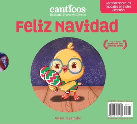 Jingle Bells / Navidad: Bilingual Nursery Rhymes Cover Image