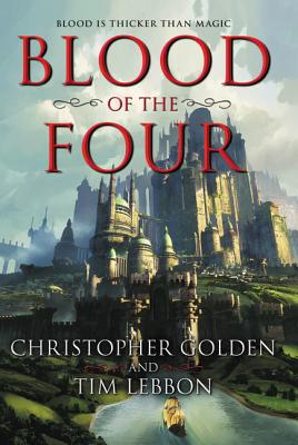 Blood of the Four Cover Image