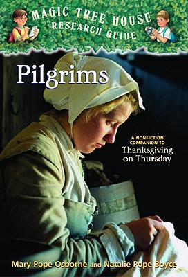 Pilgrims: A Nonfiction Companion to Thanksgiving on Thursday Cover Image