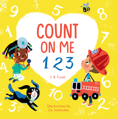 Cover for Count On Me 123