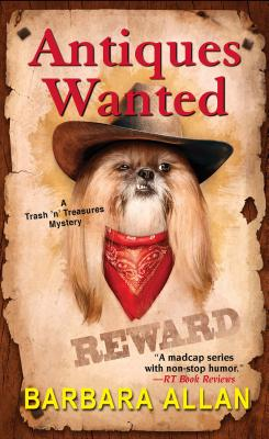Cover for Antiques Wanted (A Trash 'n' Treasures Mystery #12)