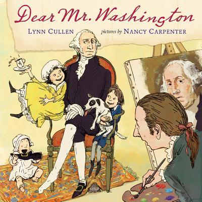 Cover for Dear Mr. Washington