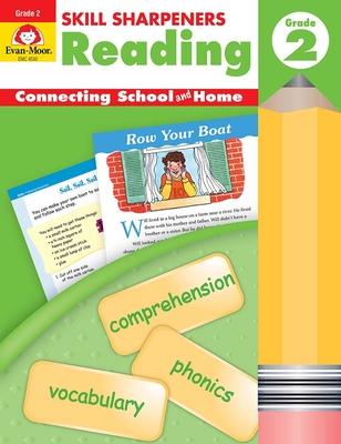 Skill Sharpeners Reading Grade 2 (Skill Sharpeners: Reading) Cover Image