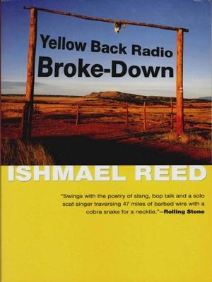 Yellow Back Radio Broke-Down Cover