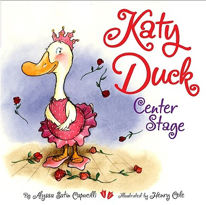 Katy Duck, Center Stage Cover