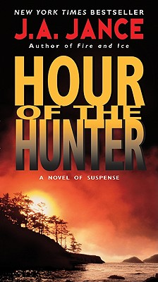 Hour of the Hunter (Walker Family Mysteries #1) Cover Image