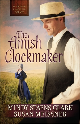 The Amish Clockmaker Cover