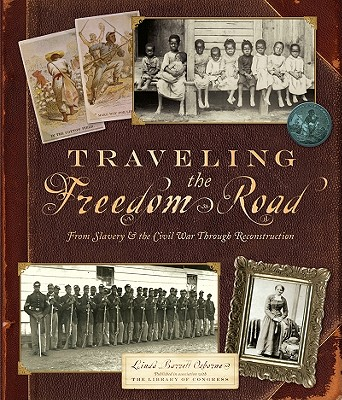 Traveling the Freedom Road Cover