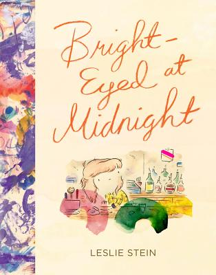Bright-Eyed At Midnight Cover Image